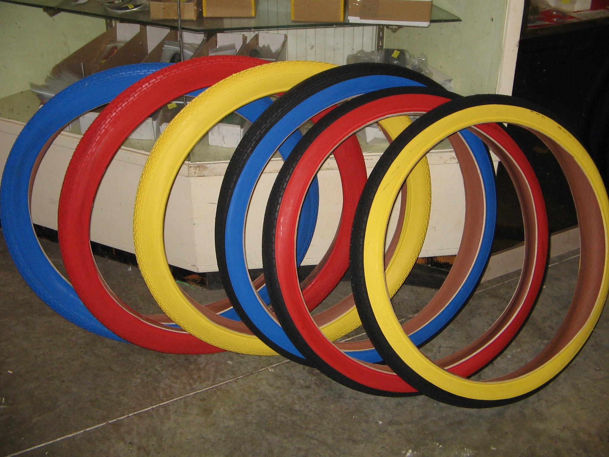 Tire Listing